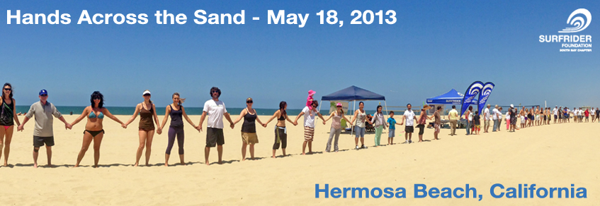 Some very smart people in Hermosa Beach on May 18, 2013