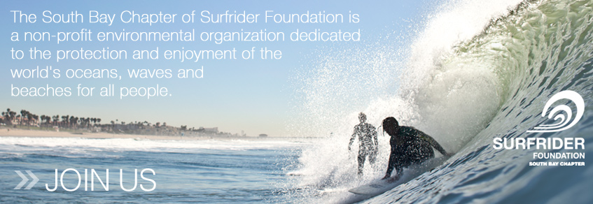 Surfrider Foundation - South Bay Chapter Home Page