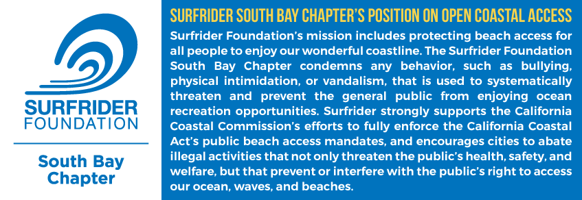 Surfrider Foundation Mission