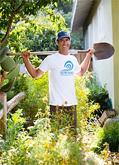 Paul Herzog, Surfrider's National Ocean Friendly Gardens Program Coordinator